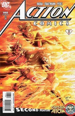 Action Comics # 888