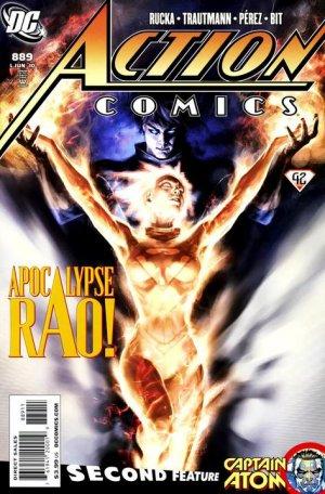 Action Comics # 889