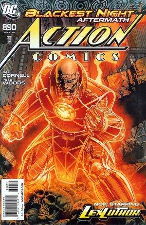 Action Comics # 890