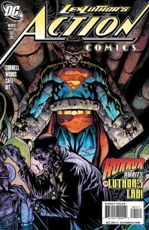 Action Comics # 891