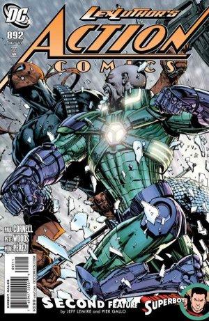Action Comics # 892