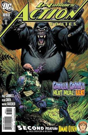 Action Comics # 893