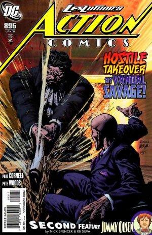 Action Comics # 895