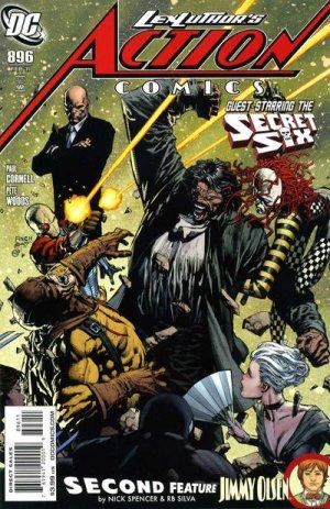 Action Comics # 896