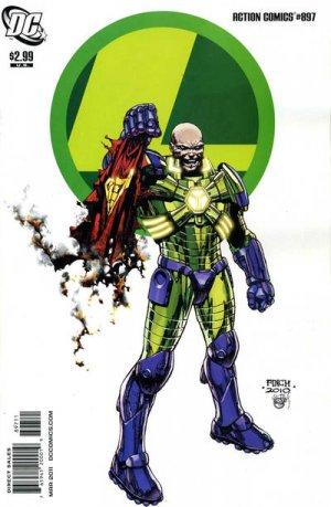 Action Comics # 897