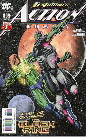 Action Comics # 899