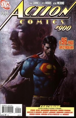 Action Comics # 900 Issues V1 (1938 - 2011)
