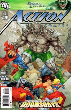 Action Comics # 901