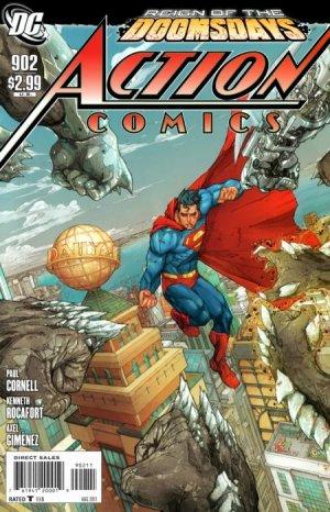 Action Comics # 902