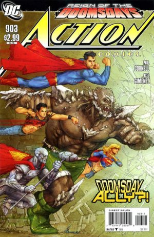 Action Comics # 903