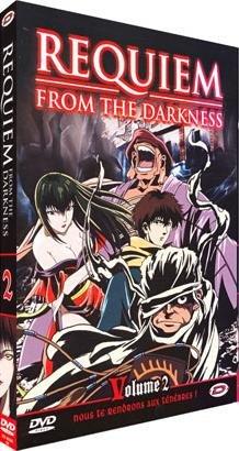 couverture, jaquette Requiem From The Darkness 2 SIMPLE  -  VOSTF (Dybex) Série TV animée