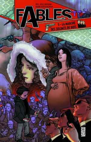 Fables # 5 TPB hardcover (cartonnée) (2012 - 2016)