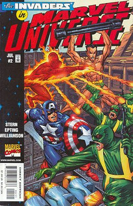 Marvel Universe édition Issues (1998)