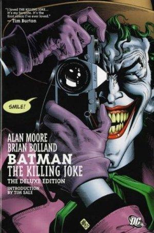 Batman - Rire et Mourir édition Deluxe