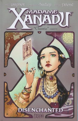 Madame Xanadu édition TPB softcover (souple)