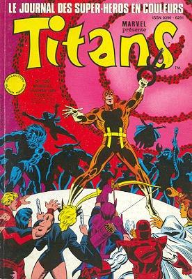 Titans édition Kiosque Suite (1989 - 1998)
