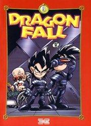couverture, jaquette Dragon Fall 9  (akileos)