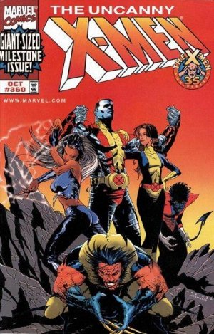 Uncanny X-Men 360 - Children of the Atom