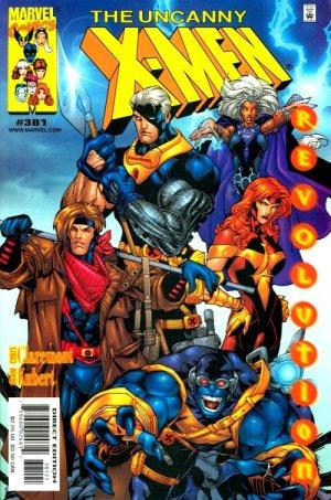 Uncanny X-Men # 381