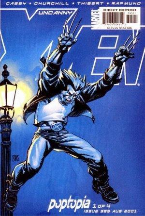 Uncanny X-Men # 395