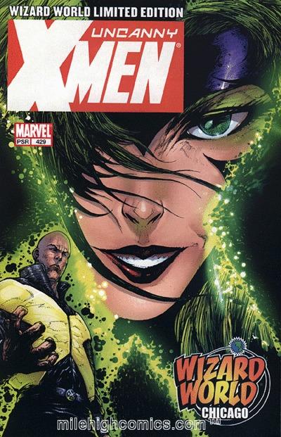 Uncanny X-Men 429 - The Draco, Part 1 Of 6