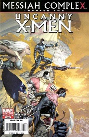 Uncanny X-Men # 492 Issues V1 (1963 - 2011)