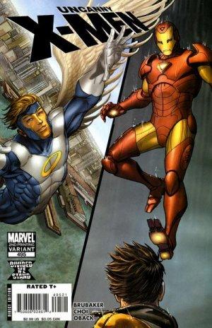 Uncanny X-Men 495 - X-Men: Divided - Part One