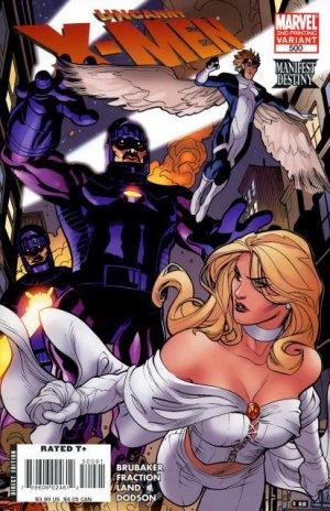 Uncanny X-Men # 500