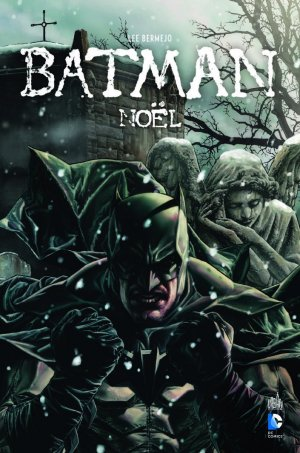 Batman - Noël édition TPB hardcover (cartonnée)