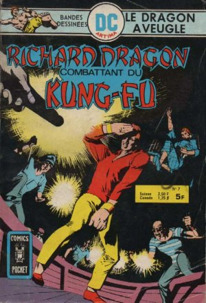 Richard Dragon édition Kiosque