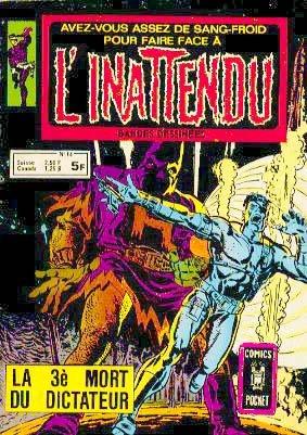 Nick Fury # 14 Kiosque (1975 - 1980)