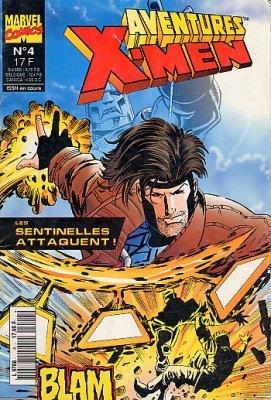 Aventures X-Men