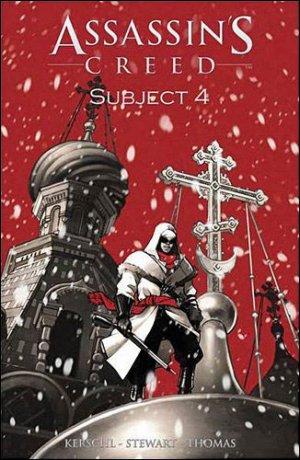 Assassin's Creed - Subject 4 édition TPB hardcover (cartonnée)