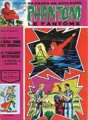 Le Fantôme édition Kiosque mensuel (1963 - 1980)