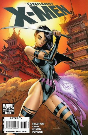 Uncanny X-Men # 510