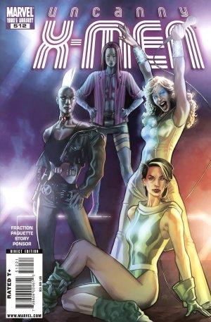 Uncanny X-Men 512 - The Origins of the Species