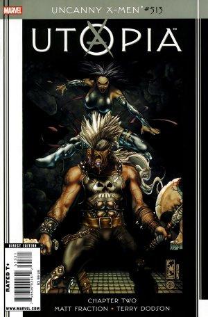Uncanny X-Men # 513 Issues V1 (1963 - 2011)