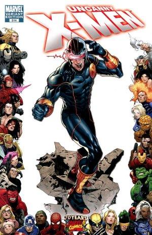 Uncanny X-Men # 514