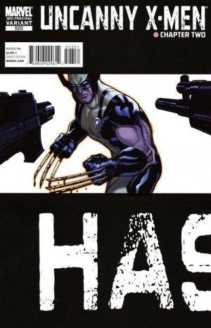 Uncanny X-Men # 523