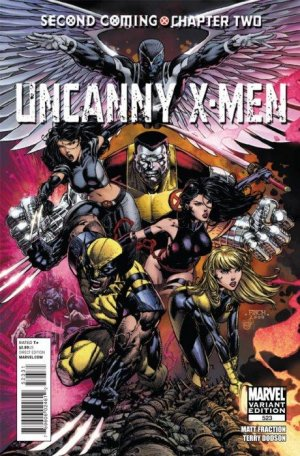 Uncanny X-Men # 523 Issues V1 (1963 - 2011)