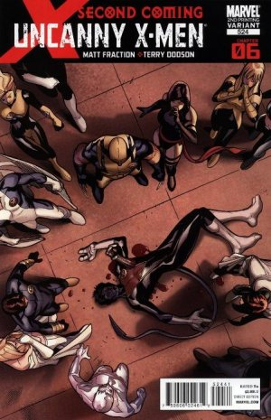 Uncanny X-Men # 524 Issues V1 (1963 - 2011)
