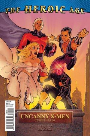 Uncanny X-Men # 524