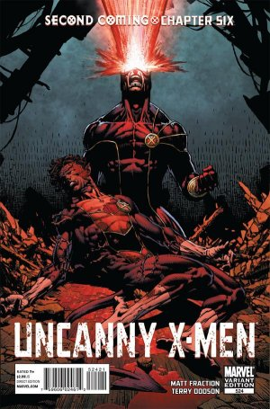 Uncanny X-Men # 524 Issues V1 (1963 - 2011)