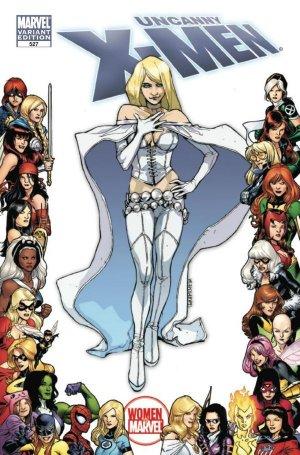 Uncanny X-Men # 527