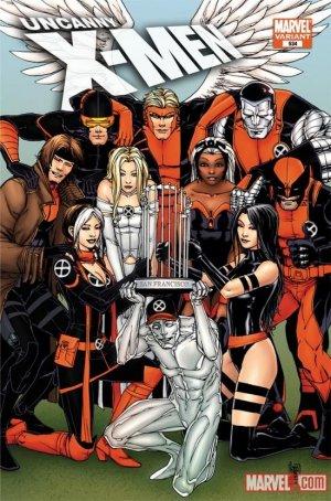 Uncanny X-Men # 534