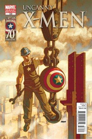 Uncanny X-Men # 539 Issues V1 (1963 - 2011)