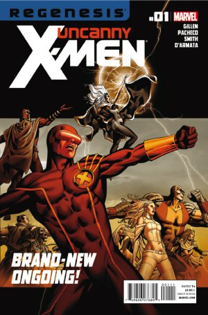 Uncanny X-Men édition Issues V2 (2012)