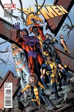 Uncanny X-Men # 534.1