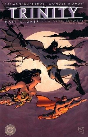 Batman / Superman / Wonder Woman - Trinité # 2 Prestige Format (2003)