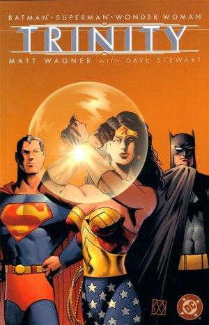 Batman / Superman / Wonder Woman - Trinité # 3 Prestige Format (2003)